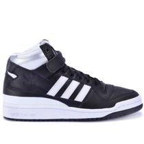 Tênis Adidas Forum Mid Refined Core Black Ftwr White B27665