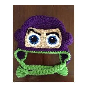 Gorros Tejidos A Crochet Para Niños Toy Story