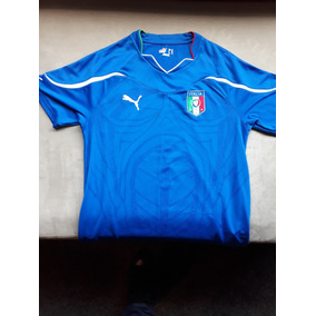 Camisa Itália Copa 2010 Original Puma 04c6e05c1181e