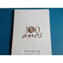 Ary Barroso-moeda Prata 925/1000-nova, -no Suporte Proprio