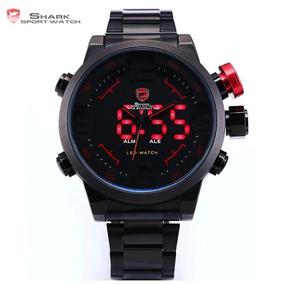 Relógio Masculino Shark Watch Importado Original Promoção !!