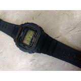 Relógio Casio G-shock Dw 5600, Antigo Serie Ouro , Lindo !