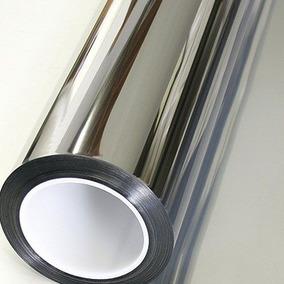 Pelicula Insulfilm Espelhado Prata G5 Poliester 0,75x2,00m