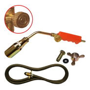 Soldador Soplete Basico A Gas Membrana 3 Kg Boca 38mm