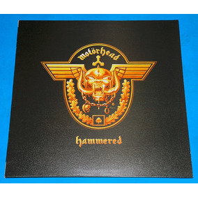 Motorhead - Hammered - Lp Lacrado - 2002 - Alemanha