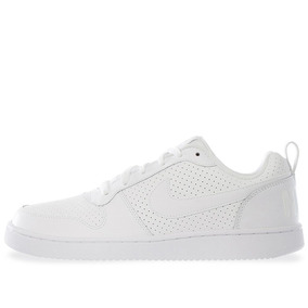 Tenis Nike Court Borough Low - 838937111 - Blanco - Hombre