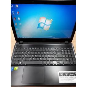 Notebook Acer Aspire E-15 Impecable!!!