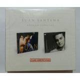Box Cds Luan Santana - As Melhores Até Aqui E Te Esperando