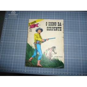 Tex Nº 1 Vecchi 2ª Edição Òtimo Estado