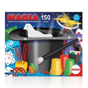 Set De Magia 150 Trucos