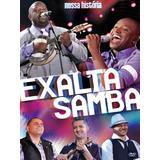 cd exaltasamba nossa historia 2012