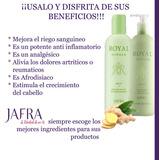 Hidratación Profunda Royal Jafra
