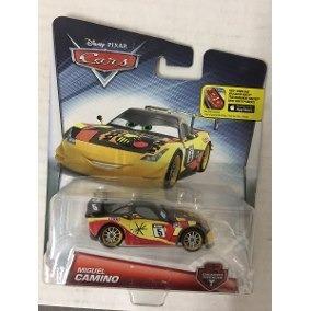 Cars Miguel Camino Coleccion Carbono Disney Pixar No Subasta
