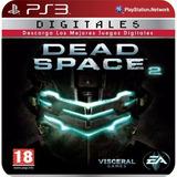 Dead Space 2 Ps3 (10gb) Licencia Digital