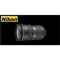 Lente Nikkor Af-s 24-70mm F/2.8 G Ed Garantia/p Entrega