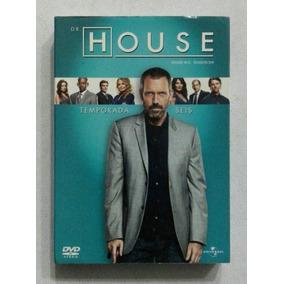 Dvd Dr House Temporada 6