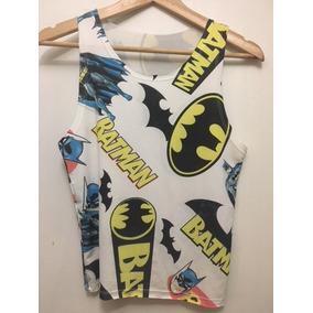 Remera Comic De Batman De Lycra