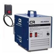 Cargador De Baterias Con Arrancador 40/400 Amp Cr Para Auto