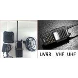 Radio Uv-9r Uhf Vhf 8w Uv9r 5-10 Km Abto Manual En Español