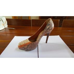 20e7d36187 Sapato Meia Pata Scarpin Laranja Feminino Dumond - Scarpins e ...