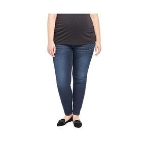 Jeans Maternal Plus Size Motherhood