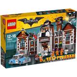 Lego 70912 Asylo Batman 2017, Arkham Asylum, Envío Gratis
