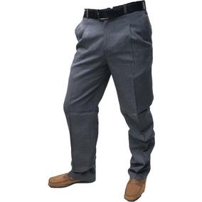 Pantalon Hombre Vestir Clásico Varios Colores Calidad Excele