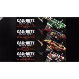 Camuflajes Black Ops 2 Pack X 11 + Dlc Slots Extra Xbox 360