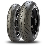 Cubierta 190 55 17 Pirelli Diablo Rosso 3 Moto Vivac