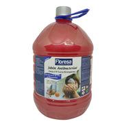 Jabón Líquido Antibacterial. Galón. Aroma Fresa. Floresa