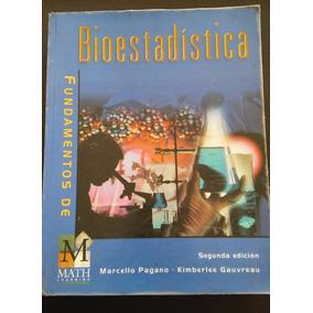 Fundamentos De Bioestadística, Marcello Pagano, 2a. Edc.2001