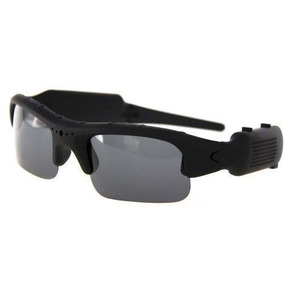 Óculos De Sol Espião Camera