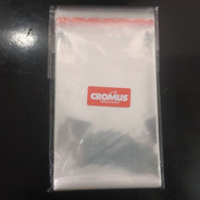 Saco Adesivado Plástico Envelope Transparente 15x20 + 3 Aba