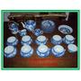 Juego De Té De Porcelana China 35 Piezas (1330)
