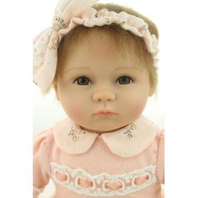 Boneca Bebe Reborn Julia Linda - Promoção