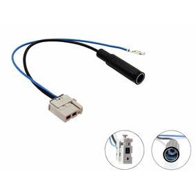 Plug Conetor Adaptador Antena Fêmea Nissan
