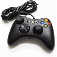 Cuotas Fijas Joystick Microsoft Xbox 360 Wired Con Cable