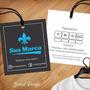 Tags Para Roupa, Camisetas, Loja Personalizadas 1000unds