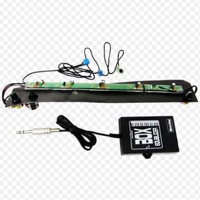 Microfone P/ Acordeon Black Bug Pss 6 Mic Sennheiser Pro-six