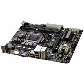 Placa Mae Com Chip Intel 1155 Para Dual Core I3 I5 I7