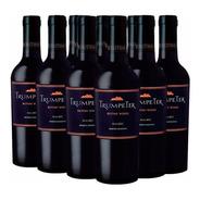 Vino Trumpeter Malbec 375ml Botella Rutini Wines Caja X12