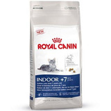 Royal Canin Indoor +7 X 7,5 Kg + Kit Sanitario Tu Mascota
