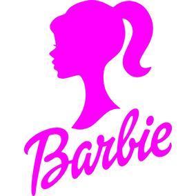 Adesivo Decorativo De Vinil Barbie