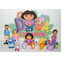 Nickelodeon Dora La Exploradora Deluxe Figura Conjunto De J