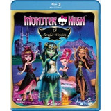 Blu-ray Monster High - 13 Monster Desejos