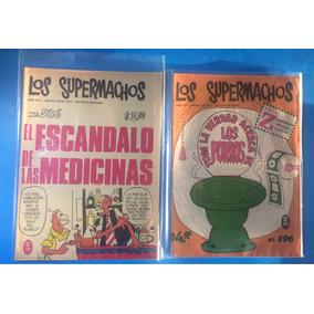 Los Supermachos De Rius 586 - 750