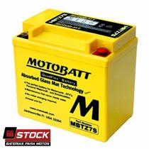 Bateria Motobatt Ytz7s 6.5 Ah / Honda Cbr 1000rr 2008/14