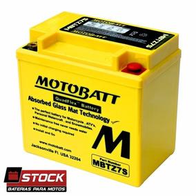 Bateria Motobatt Ytz7s Crf 230/450/cbr 1000rr/zx10r/klx 450r