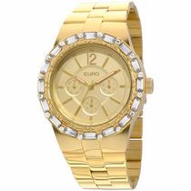 Relógio Euro Feminino Eu6p29agf/4d