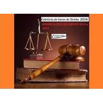 Pacote Livros Digitais Jurídicos 2016 Pdf Epub E-book Atual
